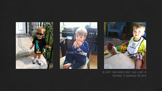 Kid pics